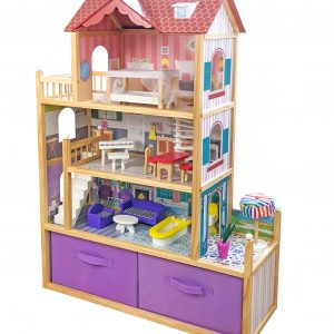 מאוד בית בובות מעץ Archives - ToySale חנות הצעצועים הזולה במדינה RJ-19