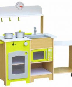 מטבח לילדים מעץ דגם צרפתי