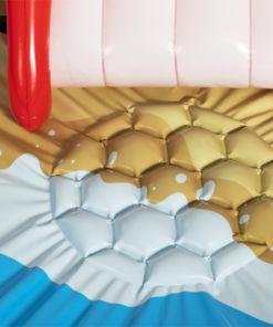 מתנפחים, בריכת מים מתנפחת לילדים, בעיצוב מפרץ הכריש