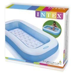 בריכה מתנפחת מלבנית לילדים, דגם אינטקס 57403 מידות 166X100