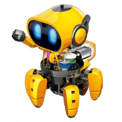 Buki מדע צרפת - רובוט טיבו