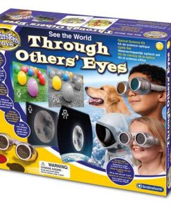 בריינסטורם - לראות את העולם בעיניים אחרות