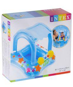 מתנפחים לבריכה, הליכון מתנפח עם צליה מבית INTEX