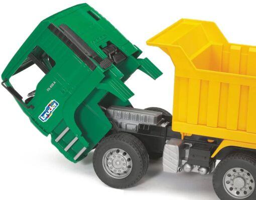 BRUDER ברודר - משאית  MAN TGA