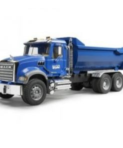 משאית אפר קטנה  MACK