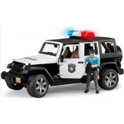 ג'יפ רנגלר רכב משטרה + שוטר ואביזרים