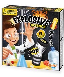 ערכת מדע לניסויים מתפוצצים