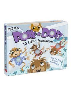מליסה ודאג - משחק התפתחות אינטרקטיבי 10 קופים קטנים מבית מליסה ודאג