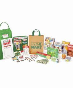 מליסה ודאג - משחק חנות מכולת לילדים מבית מליסה ודאג