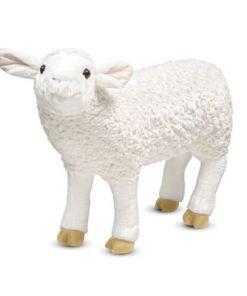 מליסה ודאג - בובת כבשה רכה גדולה מבית מליסה ודאג