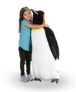 מליסה ודאג - בובת פינגווין ענקית מבית מליסה ודאג