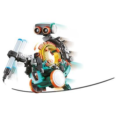 קודו הרובוט מבית בוקי, צרפת