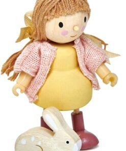 טנדר ליפ Tender Leaf - בובת עץ - איימי והארנב שלה