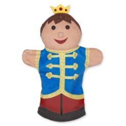 מליסה ודאג - בובות יד ארמון