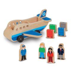 מליסה ודאג - מטוס מעץ מבית מליסה ודאג