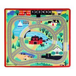 מליסה ודאג - שטיח מסלול מכוניות מבית מליסה ודאג