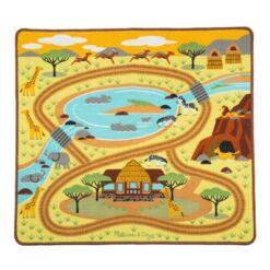 מליסה ודאג - שטיח ספארי מבית מליסה ודאג