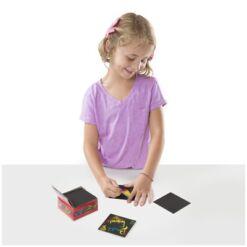 מליסה ודאג - ערכת יצירה בכל צבעי הקשת מבית מליסה ודאג