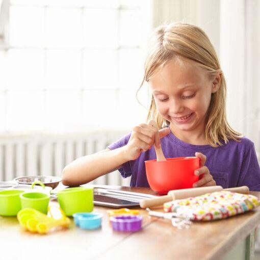מליסה ודאג - ערכת אפייה לילדים