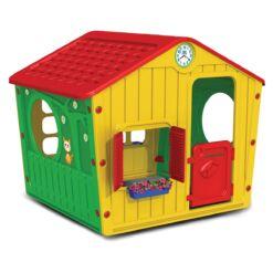 STARPALY בית לילדים עם שעון Starplay שילוב צבעים קלאסי