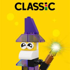 לגו קלאסיק - Lego Classic