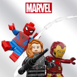לגו גיבורי על - Lego SuperHeroes