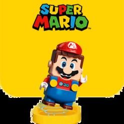 לגו סופר מריו - Lego SuperMario