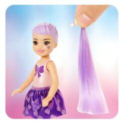 בובת קולור רביל (Barbie® Color Reveal™) הכוללת 6 הפתעות